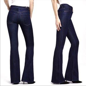 COH Fleetwood Petite High rise Flare Jeans